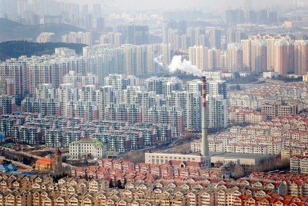 Фото жилых домов в китае
